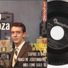 Discos de vinilo: EP JUAN PEDRO SOMOZA SI YO TUVIERA UN MARTILLO - SAPORE DI SALE - NUNCA ME ACOSTUMBRARE - MIRA COMO . Lote 21432267