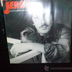 Discos de vinilo: JEROS LP TEMBLO PERO NO CALLO (CHICHOS). Lote 27380586