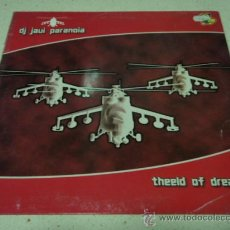 Discos de vinilo: DJ JAVI PARANOIA (THEELD OF DREAMS - ADVENTIST - BANGLADESH - TRIBAL PROGRESSIVE) 2001 BACELONA. Lote 21449840