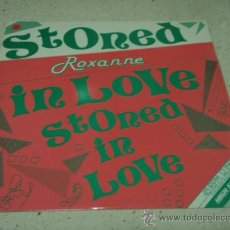 Discos de vinilo: ROXANNE ( STONED IN LOVE 3 VERSIONES ) HOLANDA MAXI45 HIGH FASHION MUSIC. Lote 21464972