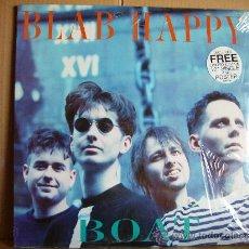 Discos de vinilo: BLAB HAPPY --- BOAT . Lote 21497277