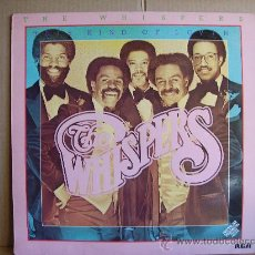 Discos de vinilo: THE WHISPERS ---- THIS KIND OF LOVIN´. Lote 21499230