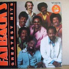 Discos de vinilo: FATBACK --- GREATEST HITS. Lote 21499923