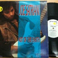 Discos de vinilo: JOE SATRIANI - NOT OF THIS EARTH. Lote 21515642