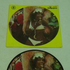 Discos de vinilo: DISCO SINGLE VINILO FRANK VALDOR-LET'S ALL GO BANANAS- HIPPO RECORDS AÑOS 1970S-MUY RARO. Lote 26954551