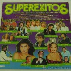 Discos de vinilo: DISCO LP VINILO SUPEREXITOS- RCA 1981. Lote 23805632