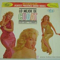 Discos de vinilo: DISCO LP VINILO LO MEJOR DE CUGAT-XAVIER CUGAT Y SU ORQUESTA-MERCURY RECORDS 1964. Lote 25713094