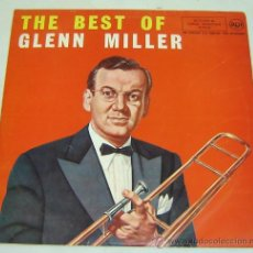 Discos de vinilo: DISCO LP VINILO-THE BEST OF GLEN MILLER-RCA 1961. Lote 25242412