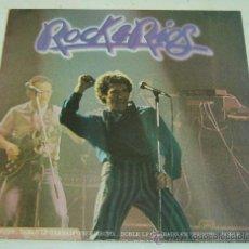 Discos de vinilo: DISCO LP VINILO ROCK&RIOS EN DIRECTO DOBLE LP-MIGUEL RIOS-POLYDOR 1982. Lote 27161589