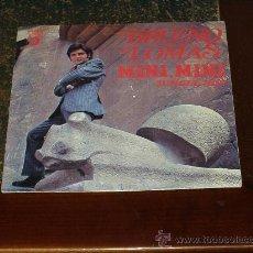 Discos de vinilo: BRUNO LOMAS SINGLE MIN.MINI. Lote 21527484
