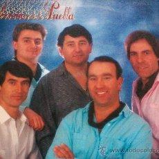 Discos de vinil: RIBEREÑOS DE LA PUEBLA,CON MAS FUERZA DEL 87. Lote 88091410