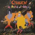 QUEEN - A KIND OF MAGIC REEDICION REMASTERIZADA 2009 CARPETAS ABIERTA (Música - Discos - LP Vinilo - Pop - Rock - New Wave Extranjero de los 80)