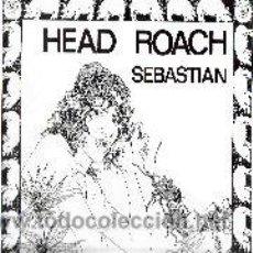 Discos de vinilo: SEBASTIAN - HEAD ROACH - (CANADA-1970) REEDICIÓN - FOLK ROCK PSYCH LP. Lote 21534434
