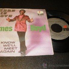 Discos de vinilo: JAMES LLOYD-HERE IS LOVE-MADE IN SPAIN IN 1971.. Lote 21539332