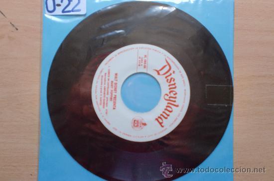 WALT DISNEY-MARY POPPINS-CUENTO EN CASTELLANO-SIN PORTADA ORIGINAL (Música - Discos - Singles Vinilo - Música Infantil)