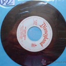 Discos de vinilo: WALT DISNEY-MARY POPPINS-CUENTO EN CASTELLANO-SIN PORTADA ORIGINAL. Lote 21562850
