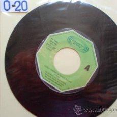 Discos de vinilo: LA BELLA DURMIENTE-SG-1971-SIN FUNDA ORIGINAL. Lote 21562902