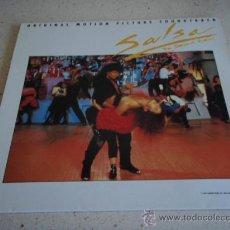 Disques de vinyle: SALSA ' THE SECOND ALBUM ' 1988 - GERMANY LP33 MCA RECORDS. Lote 21549717