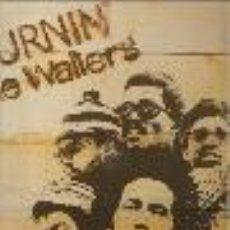 Discos de vinilo: BOB MARLEY AND THE WAILERS LP BURNIN. Lote 26634456