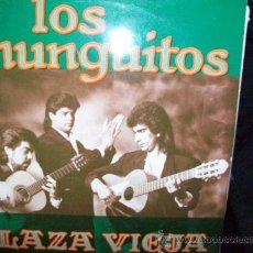 Discos de vinilo: LOS CHUNGUITOS LP PLAZA VIEJA. Lote 27411910