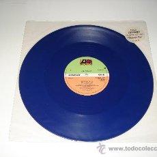Discos de vinilo: LOU GRAMM / MIDNIGHT BLUE - FOREIGNER - EP 3 TEMAS EDICIÓN LIMITADA VINILO AZUL MADE IN UK 1987. Lote 26913301
