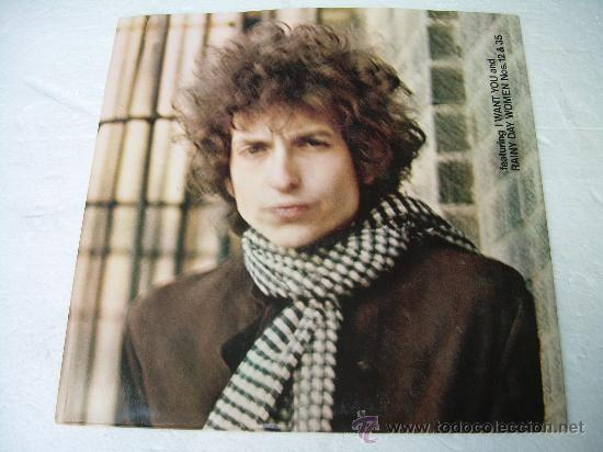 2LP BOB DYLAN BLONDE ON BLONDE MINT VINILO (Música - Discos - LP Vinilo - Pop - Rock Extranjero de los 50 y 60)