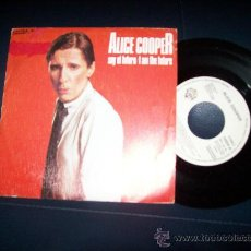 Discos de vinilo: EP ALICE COOPER - I AM THE FUTURE / SOY EL FUTURO . EDICION ESPAÑOLA. Lote 24351374