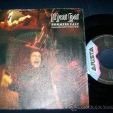 Discos de vinilo: EP MEAT LOAF - NOWHERE FAST - CLAP YOUR HANDS - ARISTA 1984. Lote 24351382