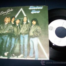 Discos de vinilo: EP STATUS QUO - DEAR JOHN - I WANT THE WORLD TO KNOW - EDICION ESPAÑOLA. Lote 24351384