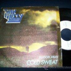 Discos de vinilo: EP THIN LIZZY - COLD SWEAT - BAD HABITS - EDICION ESPAÑOLA. Lote 24351391