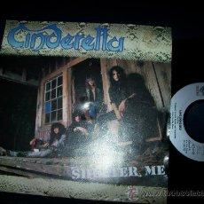 Discos de vinilo: EP CINDERELLA - SHELTER ME - LOVE GONE BAD. Lote 24351405