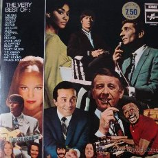 Discos de vinilo: THE VERY BEST OF , EMI ( DISCO HOLANDES). Lote 26986634