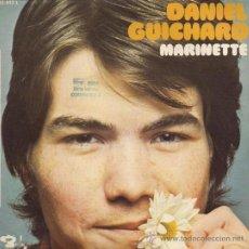 Discos de vinilo: DANIEL GUICHARD - MARIONETTE. Lote 21641143