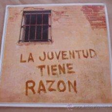 Discos de vinilo: MANOLO DIAZ. - LA JUVENTUD TIENE RAZON. - 1969.. Lote 21662410