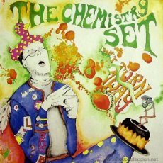 Discos de vinilo: THE CHEMISTRY SET-DON´T TURN AWAY MAXI 1990 SPAIN. Lote 21654514