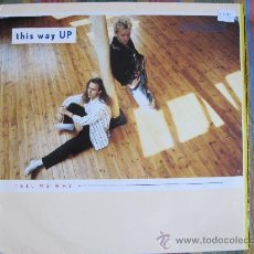 Discos de vinilo: MAXI - THIS WAY UP - TELL ME WHY(2 VERSIONES) / MOVE ON UP TO HEAVEN - VIRGIN 1987. Lote 21656443