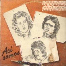 Discos de vinilo: MUSICA GOYO - LP - NUBES GRISES - GRUPO ICONO DE LOS 70 *DD99. Lote 23372811
