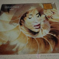 Discos de vinilo: INNOCENCE ( BELIEF ) FEATURING NEW MIXES LET'S PUSH IT - RIDERS ON THE STORM - SILENT VOICE.... Lote 21691127