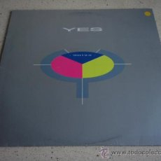 Discos de vinilo: YES ( DRAMA ) HOLANDA - 1980 LP33 ATLANTIC ''LA FUNDA NO SE CORRESPONDE CON EL DISCO EL ENCARTE SI'. Lote 96955556