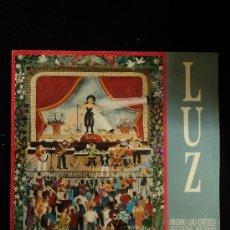 Discos de vinilo: LUZ CASAL. EDICION ESPECIAL RNE 1990. PREMIO OJO CRITICO. NUEVO . Lote 44620335