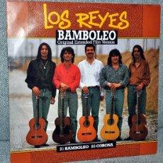 Discos de vinilo: LOS REYES - BAMBOLEO - MAXI SINGLE VINILO 12'' / 45 RPM - EDITADO EN ALEMANIA - 3 TEMAS - AÑO 1988.. Lote 21759802