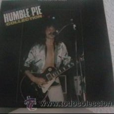 Discos de vinilo: HUMBLE PIE - THE HUMBLE PIE COLLECTION - DOBLE ÁLBUM CARPETA ABIERTA CASTLE COMMUNICATIONS - 1985. Lote 27267935