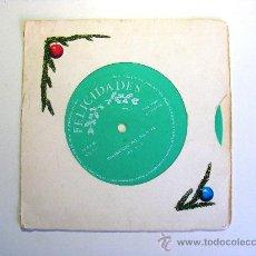Discos de vinilo: VILLANCICOS DEL SIGLO XX, 33 RPM, LOS STOP. Lote 21771157