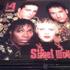 Discos de vinilo: TWENTY 4 SEVEN STREET MOVES /LP PEPETO RECORDS. Lote 21780951