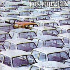 Discos de vinilo: LOS CRONICOS-HE SANG BABOON + AIN´T NOT TELLING + UNDERSTANDING EP SPAIN. Lote 21813209