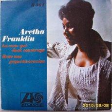 Discos de vinilo: ARETHA FRANKLIN. Lote 27622453