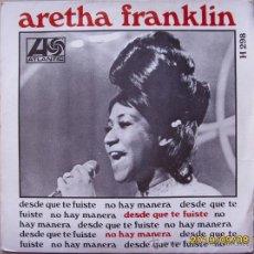 Discos de vinilo: ARETHA FRANKLIN - 1968. Lote 27622452