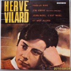 Discos de vinilo: HERVE VILARD 1966. Lote 26645311