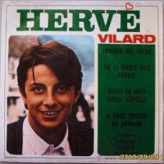 Discos de vinilo: HERVE VILARD 1966. Lote 26645314