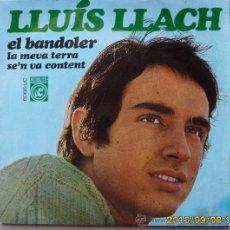 Discos de vinilo: LLUIS LLACH 1968. Lote 26685306